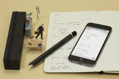 Moleskine's next paper planner will automatically sync with Google Calendar and Apple's iCal