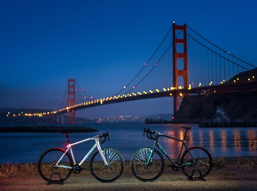 The Volata high-tech bike is designed to have everything a cyclist needs