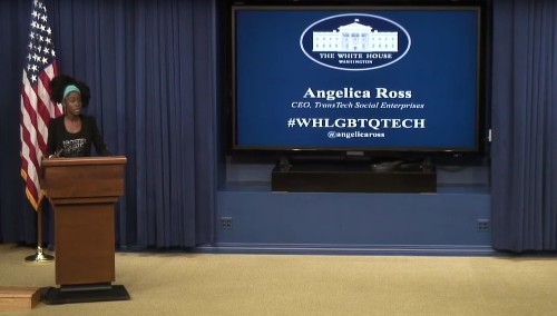 TransTech Helps Transgender People Get Jobs In Tech And, Soon, The White House