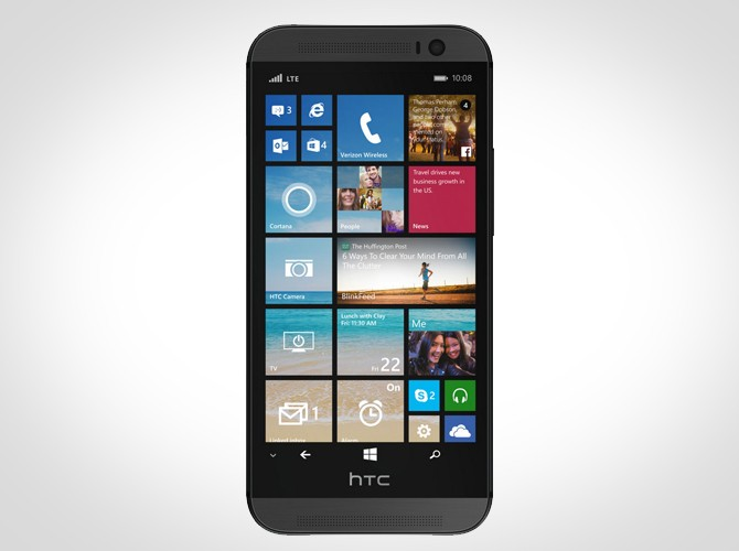 Looks Like HTC Is Building A Windows Phone Version Of Their Best Android Phone