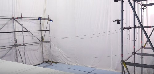 If You Watch One Video Of Robots Making A Rope Bridge Today, Make It This One