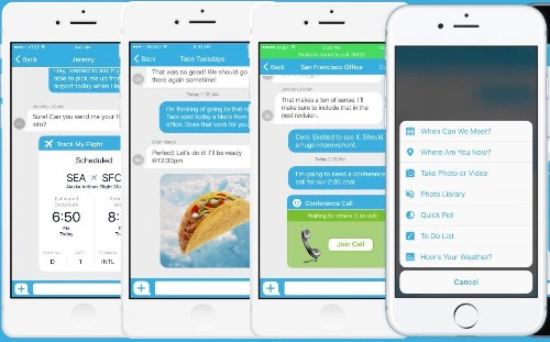 Now anyone can build features for Cola messenger