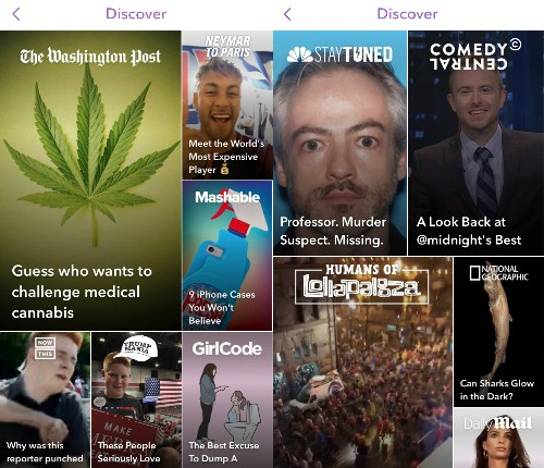 Google and Facebook envision Stories for news, not social