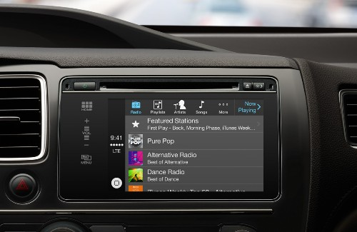 Apple's New CarPlay System Will Turn Tens Of Millions Of Cars Into iPhone Accessories