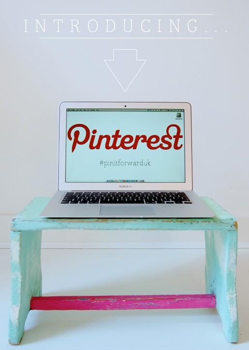 Pinterest/Instagram/SpringPad - Magazine cover