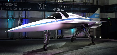Boom Supersonic raises $33M to build the fastest airplane for passenger flight
