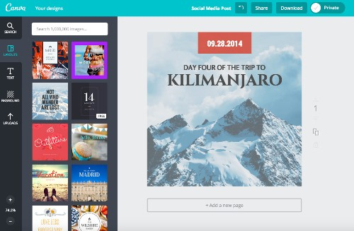 "Design Platform Canva Raises $6 Million, Expands To Businesses With ""Canva For Work"""