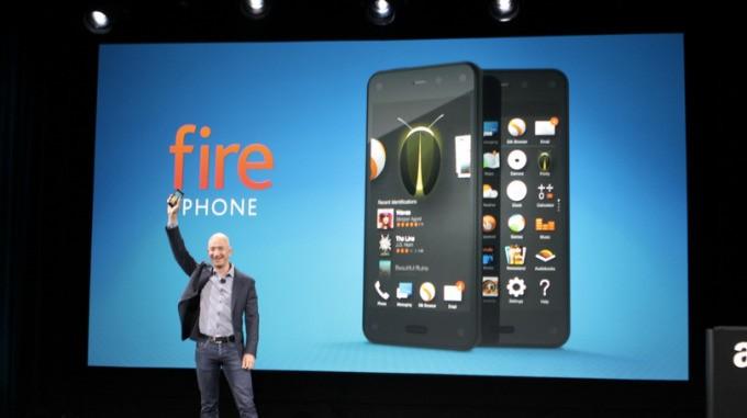 Amazonの第3四半期決算でFireスマートフォンは大失敗と判明