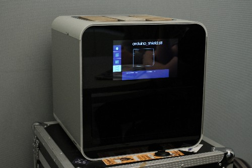 A multi-material 3D printer that can create embedded circuit boards