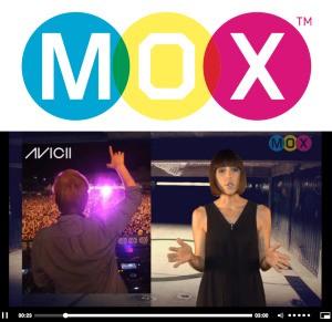 ダンスミュージックオンリーで24/7, (人が選曲する)MOXで世界中がディスコになる
