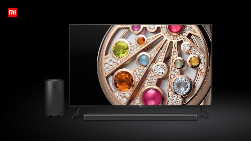 Xiaomi Outs A New 48-Inch Smart TV Set And — Surprise — A Water Purifier