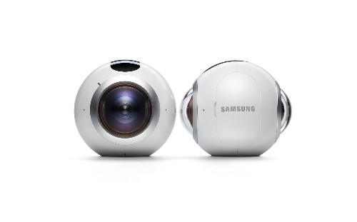 Samsung Reveals The Gear 360 Camera: The Next Step In Its Virtual Realization