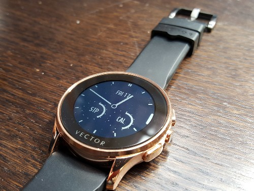 Vector Plans Developer Platform For Its 'Affordable Luxury' Smartwatch