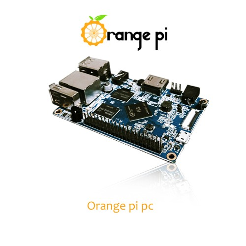 Raspberry, Shmazberry, There's A $15 Single Board Computer Called The Orange Pi