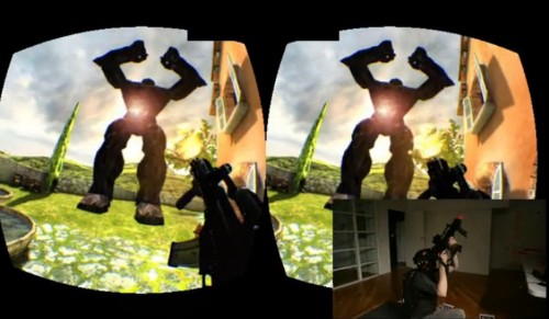 Atlas Virtual Reality Turns Any Room Into A Holodeck You Can Run Around In