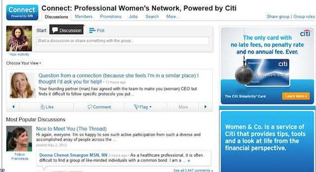 LinkedIn Touts Citi's Success As The Networking Site's Content Marketing Ambitions Grow