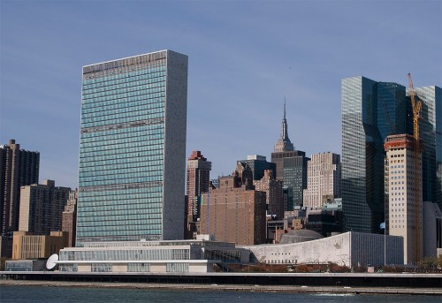 The NSA Reportedly Bugged The UN's New York Headquarters