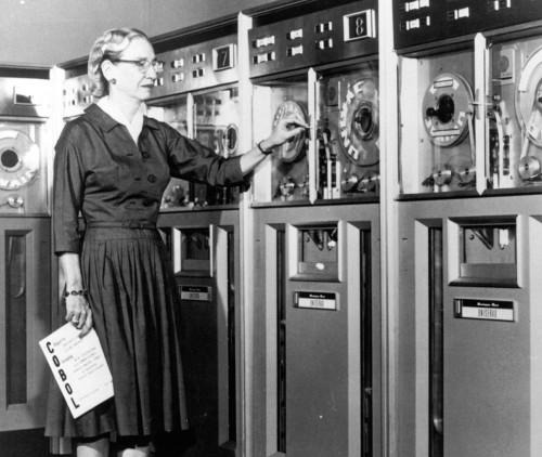 Grace Hopper and Margaret Hamilton awarded Presidential Medal of Freedom for computing advances