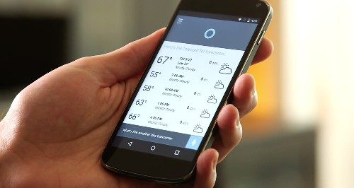 Microsoft To Bring Cortana To iOS And Android With Companion App
