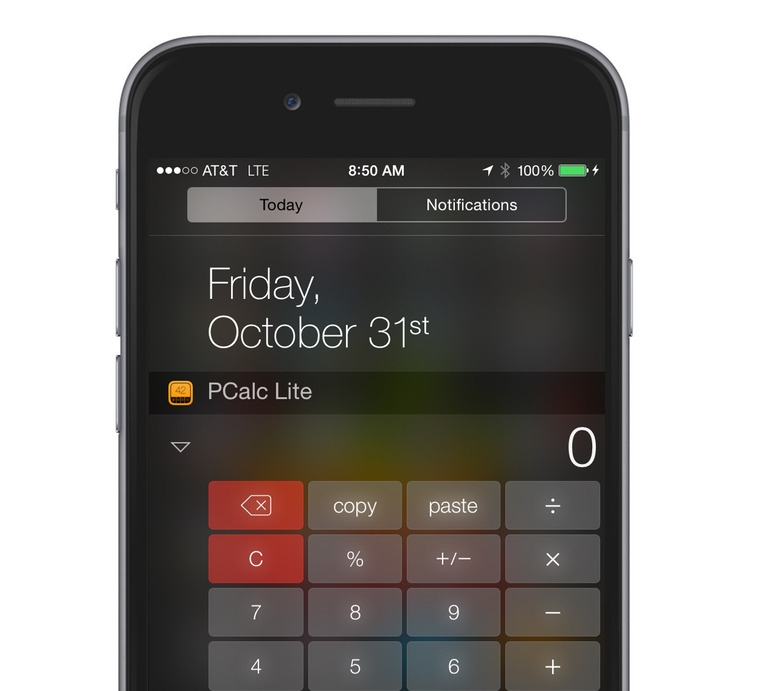 "How ""Today Widgets"" work in iOS 8, and how developers should work them into their apps"