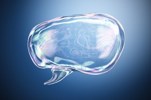 Bursting the chatbot bubble