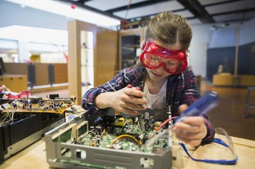 Hidden Figures: Inspiring STEM heroes for girls