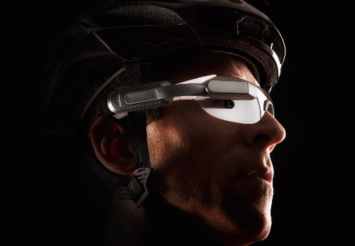 Garmin's Augmented Reality Headset Could Be A Dream Come True For Cyclists