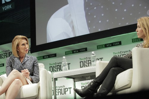 Carly Fiorina Wants Citizens To Use Tech To Vote For More Than The Next American Idol