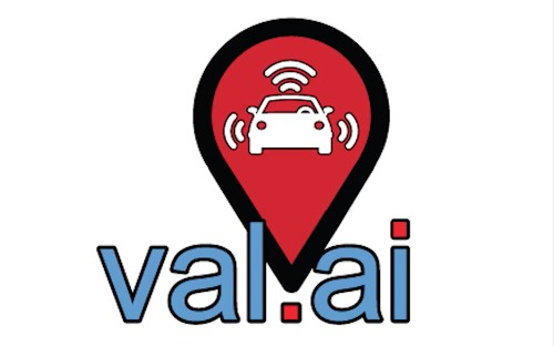 Val.ai lets self-driving cars bid for parking spots