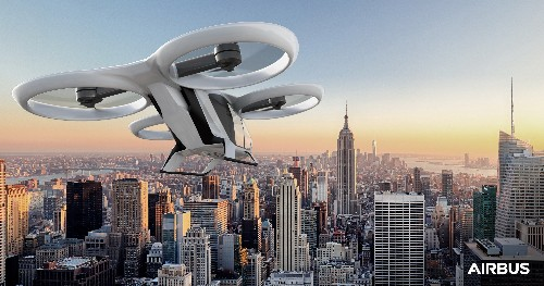 Airbus and HAX create an accelerator program for flying taxi tech
