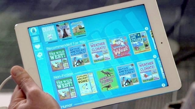 The Epic App Brings Kids' Books To The iPad — And Makes Them More Fun, Too