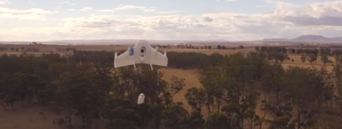 Google Challenges Amazon For Drone Supremacy