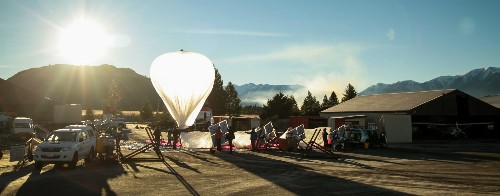 Google Says It Can Now Launch Up To 20 Project Loon Balloons Per Day