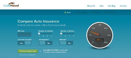 CoverHound Raises $33.3M, Expands To Insurance Comparisons For Businesses