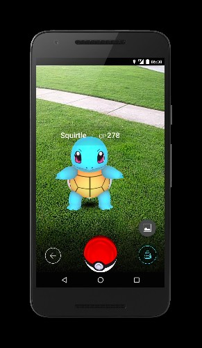 The brilliant mechanics of Pokémon Go