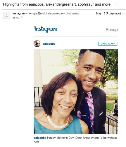 "An Aging Instagram Tries To Win Us Back With Email ""Highlights"""