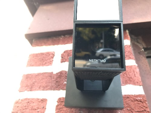 Become that nosy neighbor you always wanted to be with the Netatmo Presence