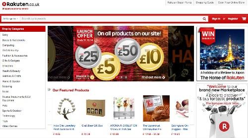 Japan's Rakuten Ramps Up Globally, Lauches Rakuten.co.uk And Drops Play.com