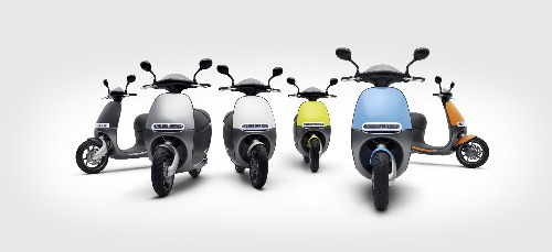 Gogoro Reveals Its Upcoming Electric Smartscooters Will Cost From $4,100