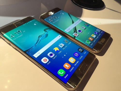 The Galaxy S6 Edge+ Is Samsung's Answer To The iPhone 6 Plus