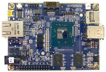 "Intel Releases $99 ""Minnowboard Max,"" An Open-Source Single-Board Computer"