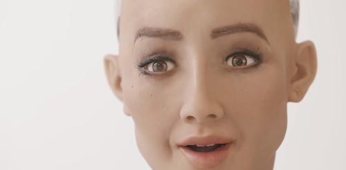 Saudi Arabia bestows citizenship on a robot named Sophia
