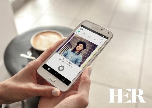 Her, the dating app for queer women, finally goes live on Android
