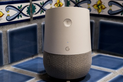 Google Home brings Google's smarts to your living room