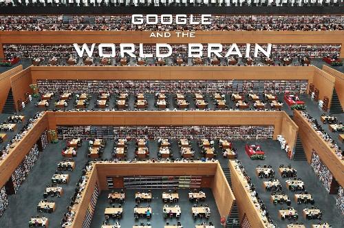 Google Framed As Book Stealer Bent On Data Domination In New Documentary