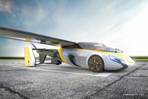 AeroMobil starts taking pre-orders for its 'first edition' flying car