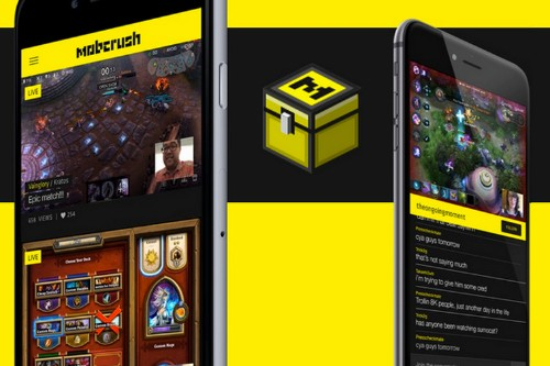 Mobile Gaming Live-Streaming Service Mobcrush Has Raised Around $10M