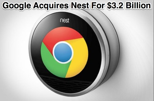 Who Gets Rich From Google Buying Nest? Kleiner Returns 20X On $20M, Shasta Nets ~$200M