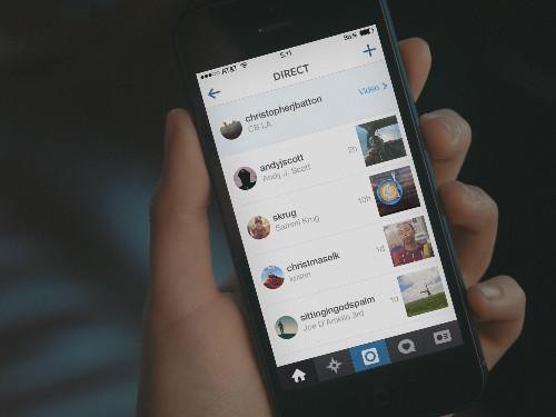 Instagram Direct Isn't Dead, The Messaging Feature Has 45 Million Users
