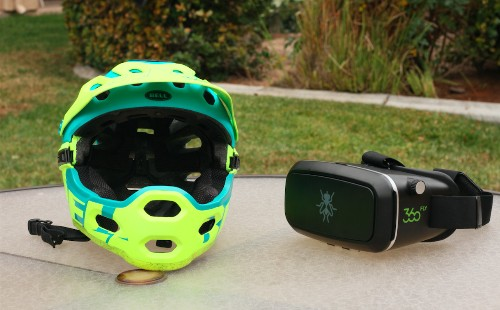 360fly Pushes Into Virtual Reality Sports And Gives A Sneak Peek At Its 360-Degree Camera Drone
